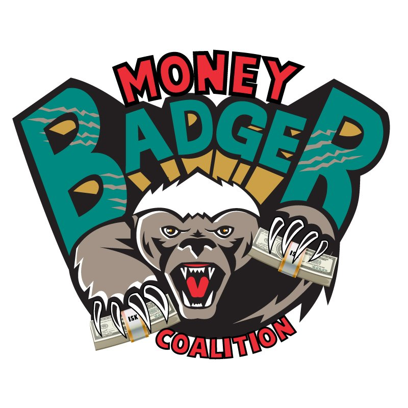Money Badger Coalition logo