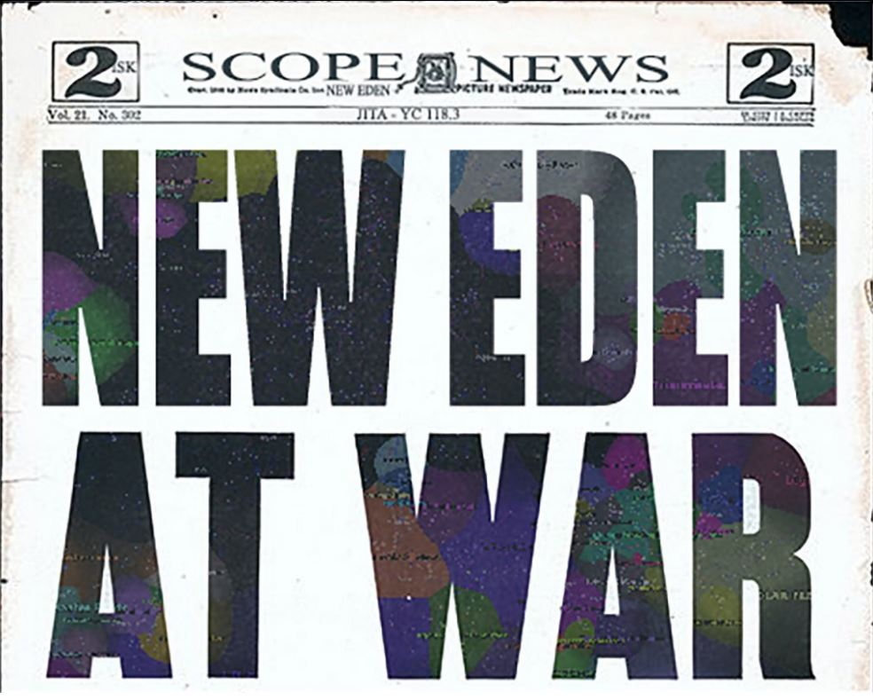 New Eden at War