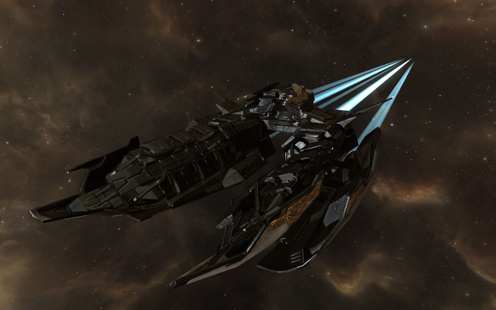 EVE Online Crucifier