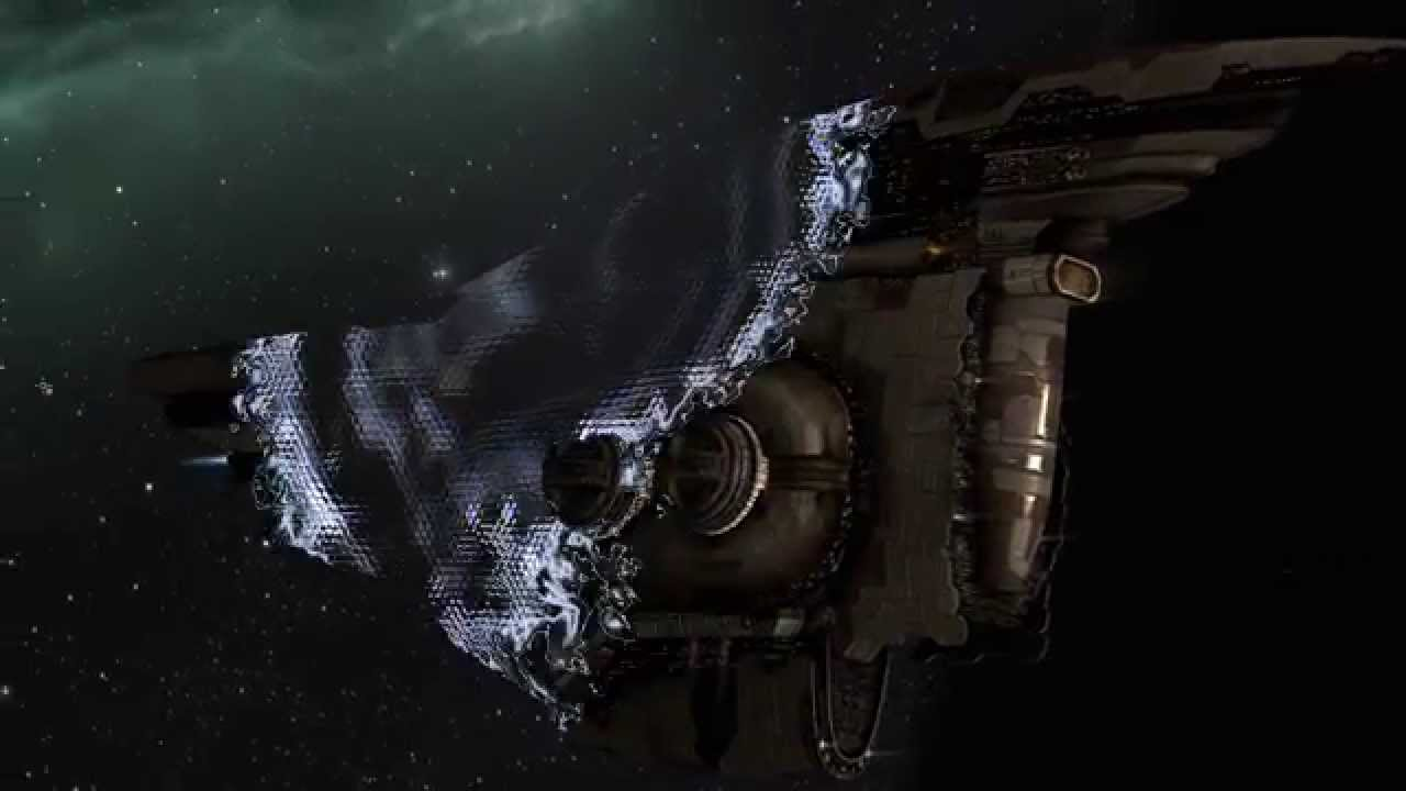 EVE Online dreadnought cloak