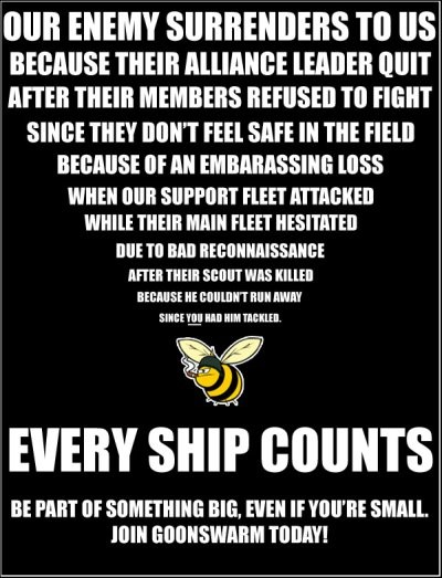 Every Ship Counts